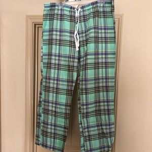 2 pair of pajama pants
